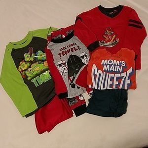 Old Navy Star Wars Mixed Boys Bundle size 4T